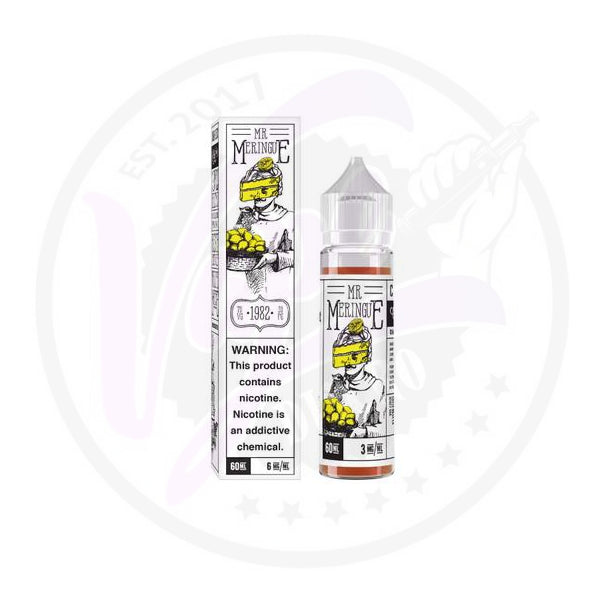 Charlie's Chalk Dust - Mr Meringue - 50ml Shortfill