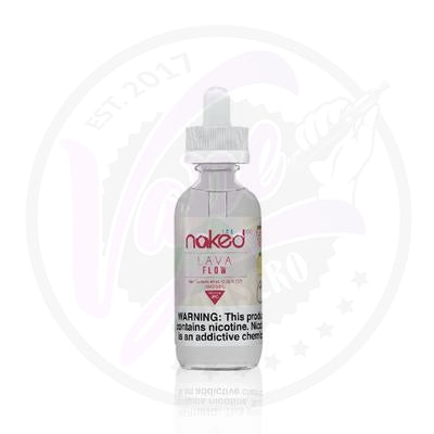 Naked 100 - Lava Flow Ice - 50ml Shortfill