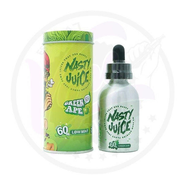 Nasty Juice - Green Ape - 50ml Shortfill