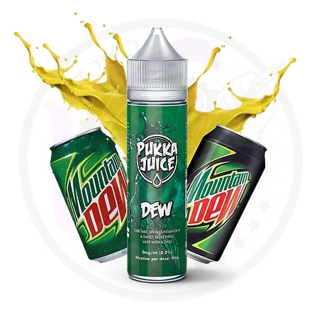 Pukka Juice - Dew - 50ml Shortfill