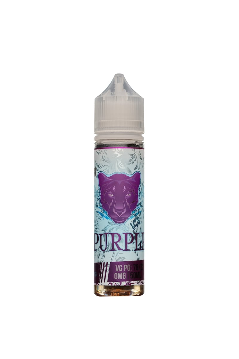 Dr Vapes - The Panther Series - Purple Ice - 50ml Shortfill