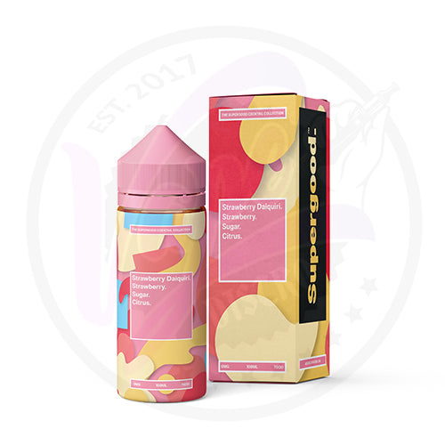 Supergood - Strawberry Daiquiri - 100ml Shortfill