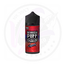 Moreish Puff Sherbet - Cherry 0mg - 100ml Shortfill