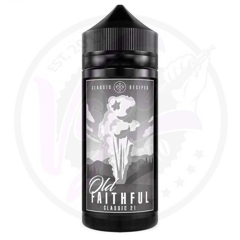Old Faithful - Classic 21 - 100ml Shortfill