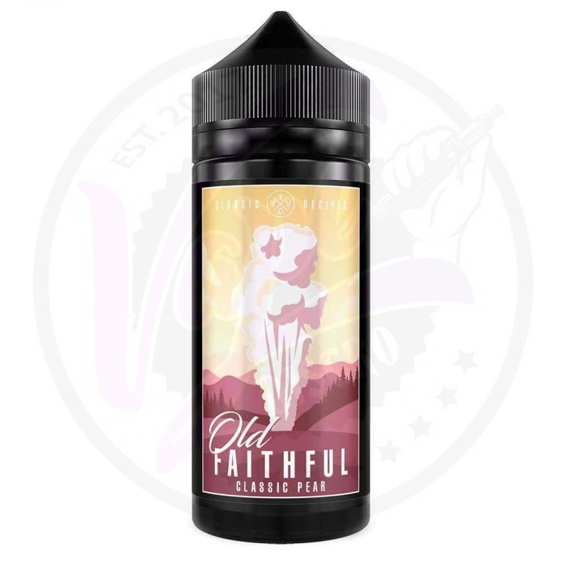Old Faithful - Classic Pear - 100ml Shortfill