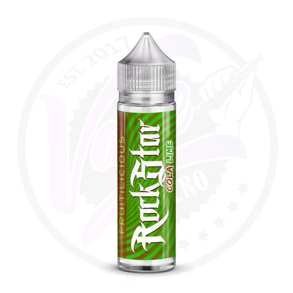 Rockstar - Cola Lime - 50ml Shortfill