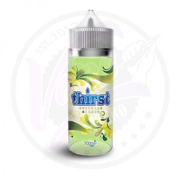 Thirst - Cucumber & Lemon - 100ml Shortfill