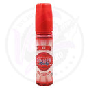 Dinner Lady - Ice - Strawberry Bikini - 50ml Shortfill