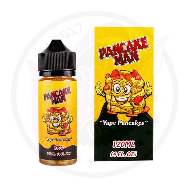 Vape Breakfast Classics - Pancake Man - 100ml Shortfill