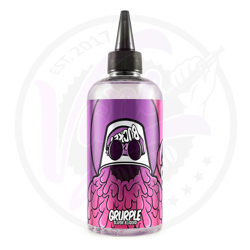 Slush Bucket - Grurple - 200ml Shortfill