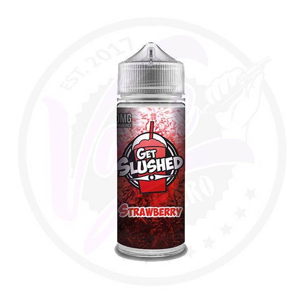 Get Slushed - Strawberry - 100ml Shortfill