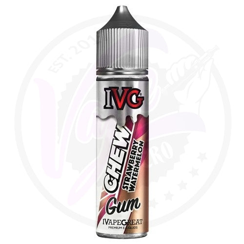 IVG Chew - Strawberry Watermelon - 50ml Shortfill