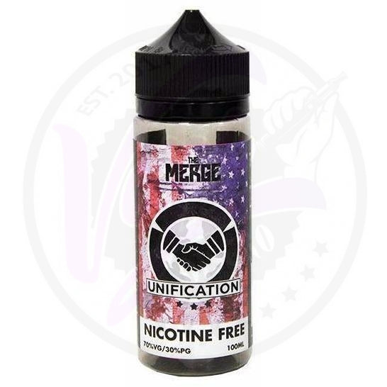 The Merge - Unification - 120ml Shortfill