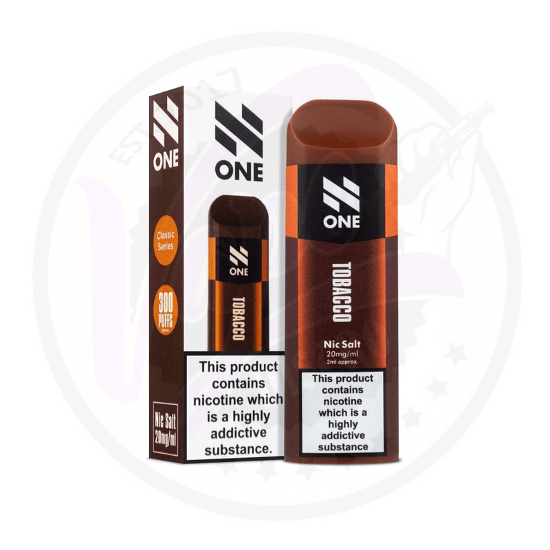 N One Disposable Pod Device - Tobacco - 20mg