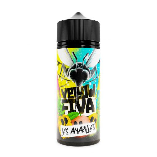 Yellow Fiva - Las Amarillas - 100ml Shortfill