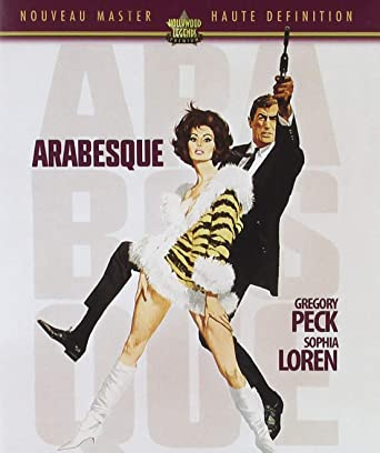 Arabesque Edition  Blu-ray