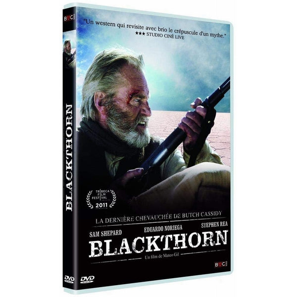 Blackthorn DVD