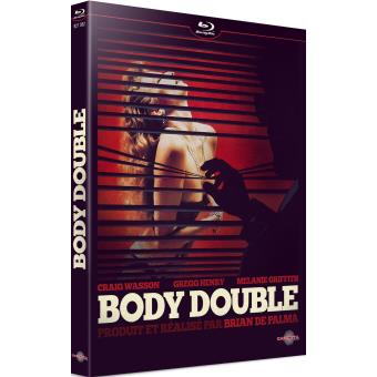 Body double.  BLU RAY