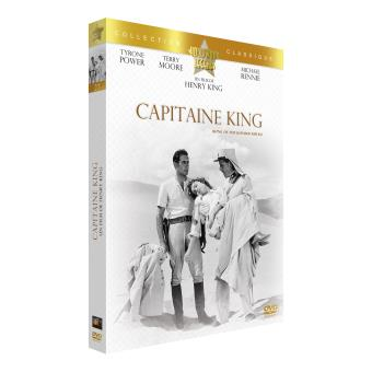 Capitaine King  DVD