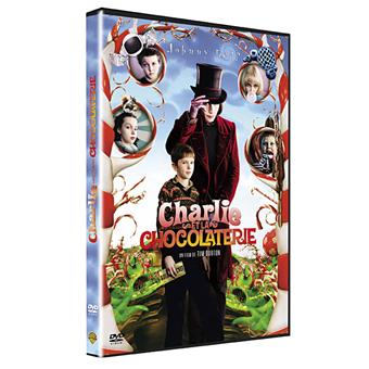 Charlie et la chocolaterie - Edition Simple  DVD