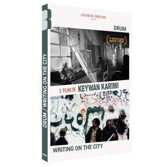 DRUM-WRITING ON THE CITY  DVD