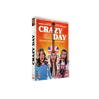 Crazy Day (I Wanna Hold Your Hand) DVD