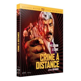 Crime à distance  BLU-RAY