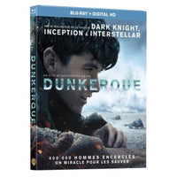 Dunkerque. BLU-RAY