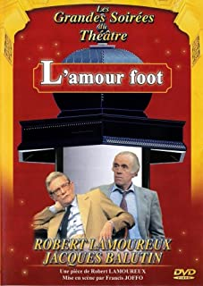 L'Amour foot  DVD