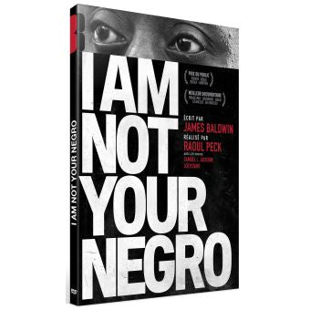 I am not your Negro DVD