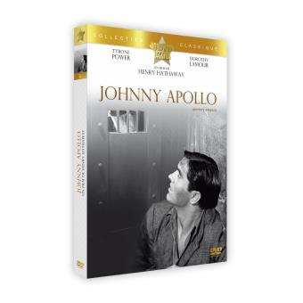 Johnny Apollo DVD