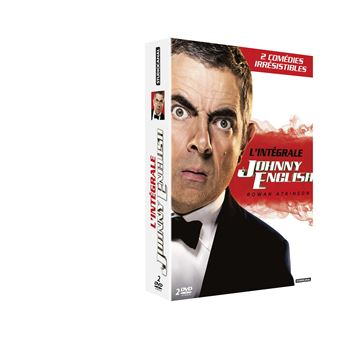 Johnny English - Johnny English, le retour - Coffret  dvd