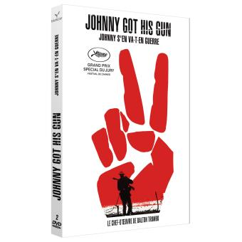 Johnny s'en va-t-en guerre DVD