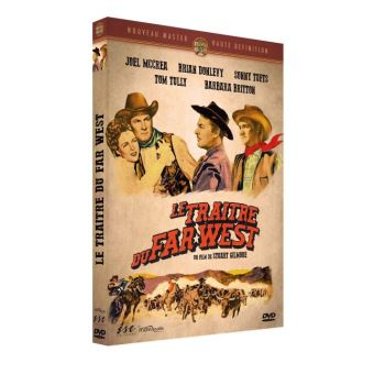 Le Traître du Far West DVD