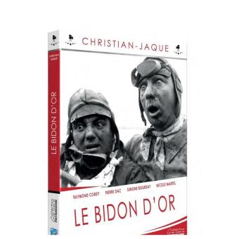 Le bidon d'or DVD