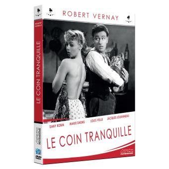 Le coin tranquille DVD
