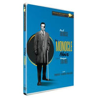 Le monocle noir DVD