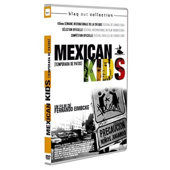 Mexican Kids  DVD