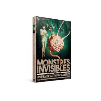 Monstres invisibles DVD