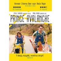 PRINCE AVALANCHE . Prince of Texas  DVD