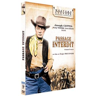 Passage interdit DVD