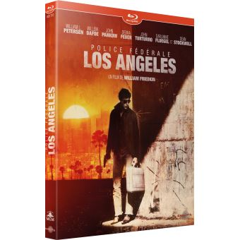 Police fédérale Los Angeles BLU-RAY