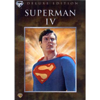 Superman IV  DVD