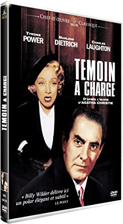 Témoin à charge-DVD