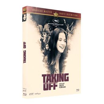 Taking Off Blu-ray