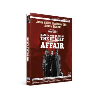 The Deadly Affair Blu-ray