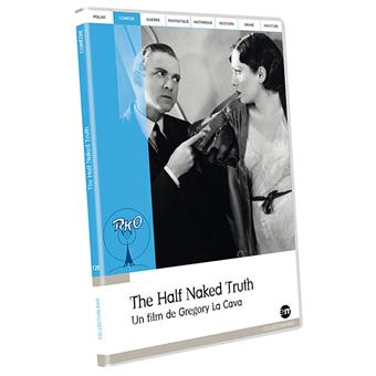 The Half Naked Truth  DVD