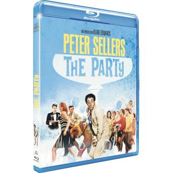The Party Blu-ray