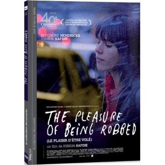 The Pleasure of Being Robbed - DVD