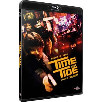 Time and Tide Blu-ray